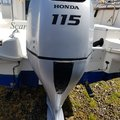 Jeanneau Merry fisher 625 fitted with new Honda 115hp outboard. - picture 6