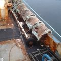 Steel scallop dredger Built Hepworths 1994 - picture 10