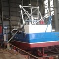 Steel scallop dredger Built Hepworths 1994 - picture 2